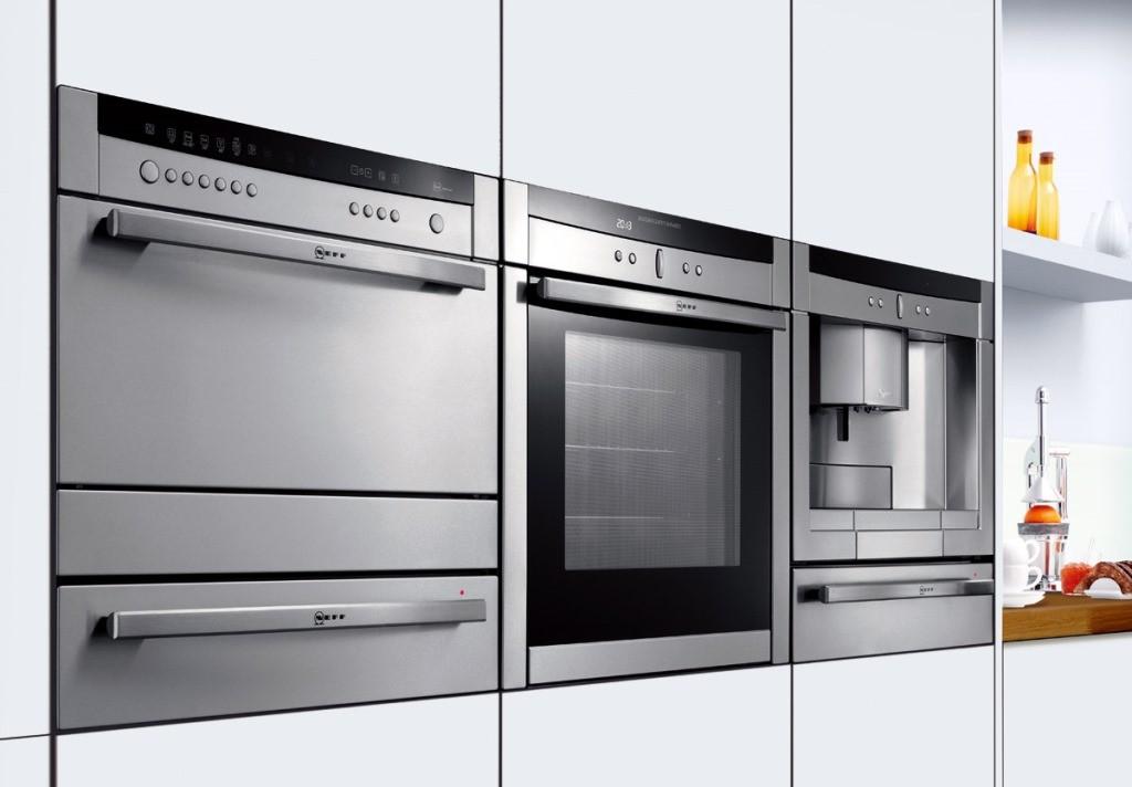 Digitally Integrated Appliances - Design Build Pros