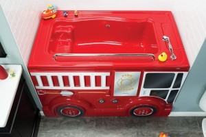 Kid themed bathroom remodeling - Design Build Planners