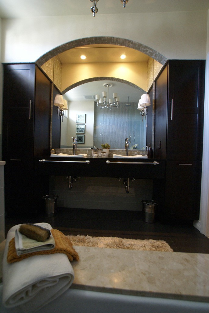 Modern Bathroom Remodel In Monmouth County NJ - Bathroom remodeling monmouth county nj