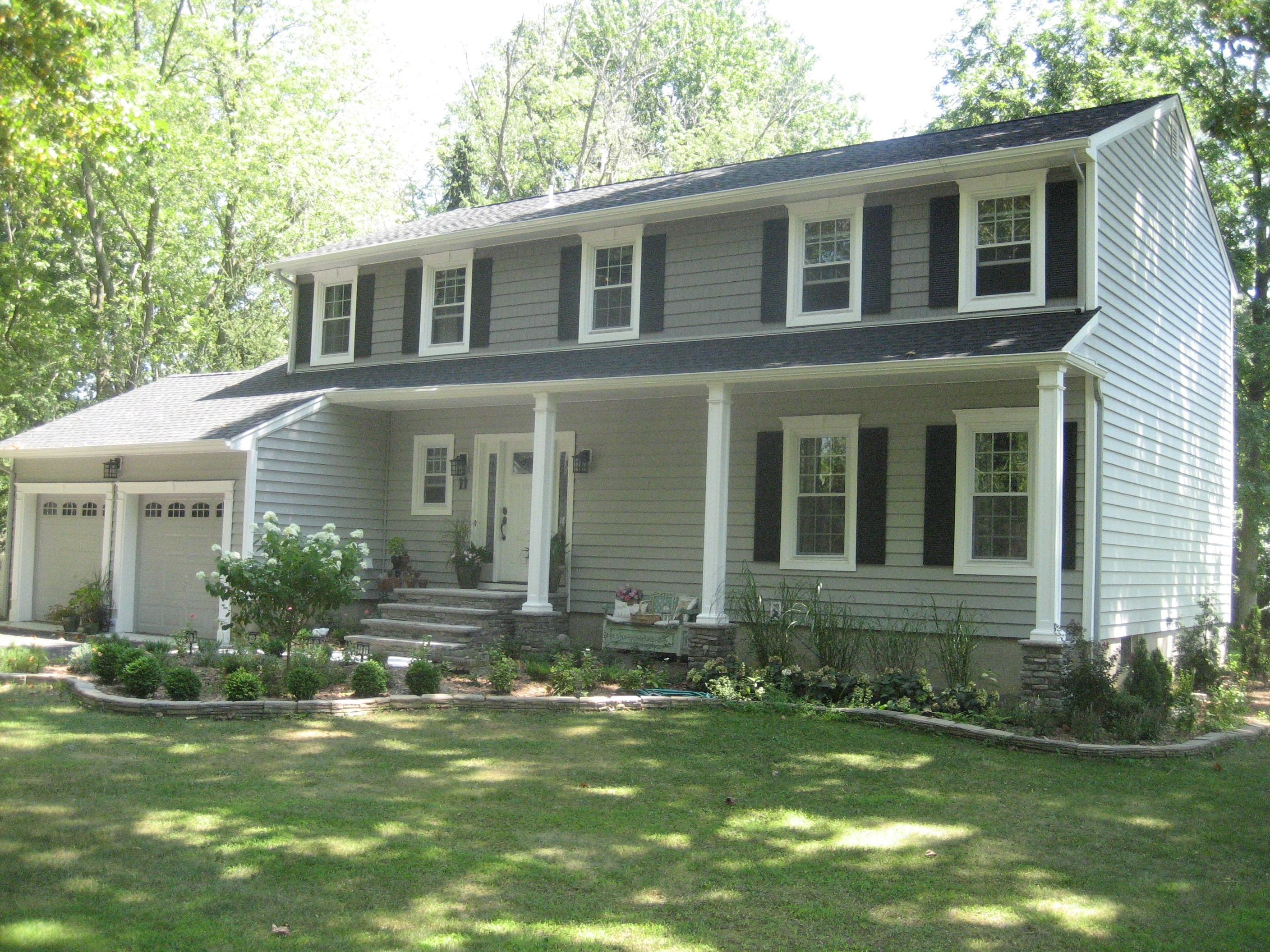 Siding Project In Shrewsbury Monmouth County New Jersey