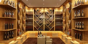Wine cellar ~ Design Build Pros Red Bank NJ