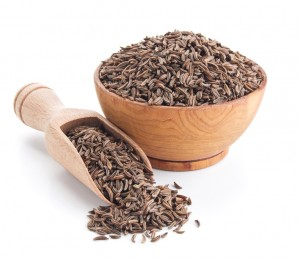 caraway seeds as an herbal remedy for heartburn ~ Organic Gurlz Gardens