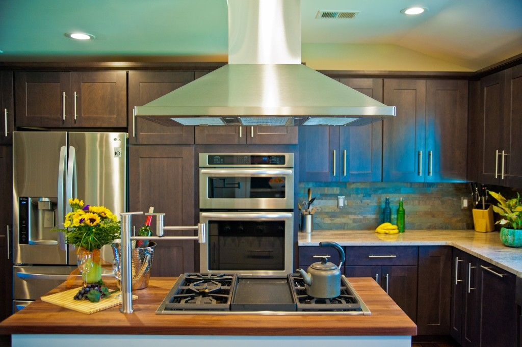 Cook Tops In Kitchen Islands Design Build Planners