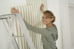 install wallpaper Design Build Planners