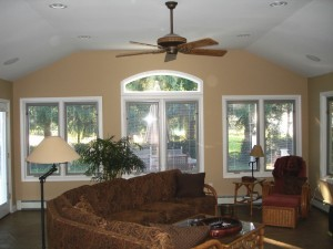 vaulted ceiling for remodeling project - Design Build Planners (4)