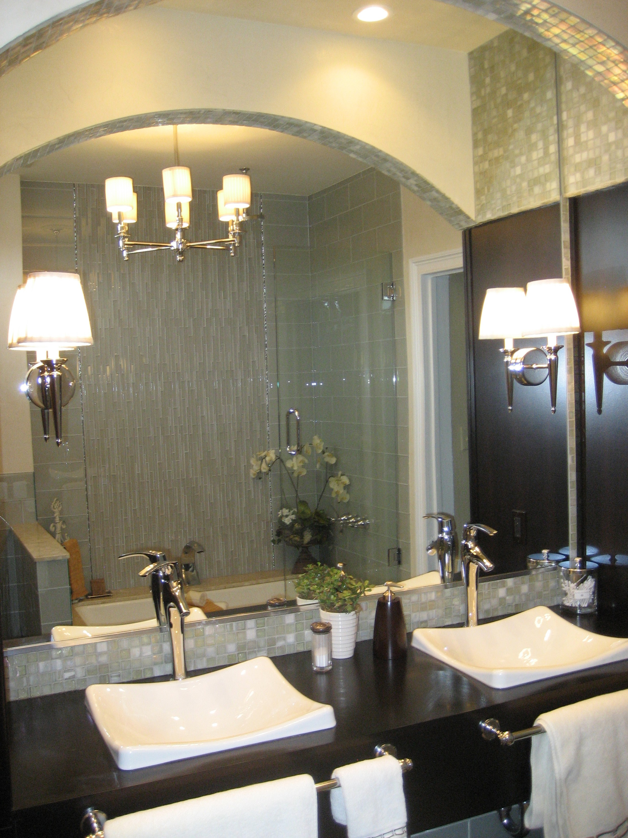 Bathroom lighting options design build pros bathroom lights design build pros 1 aloadofball Image collections