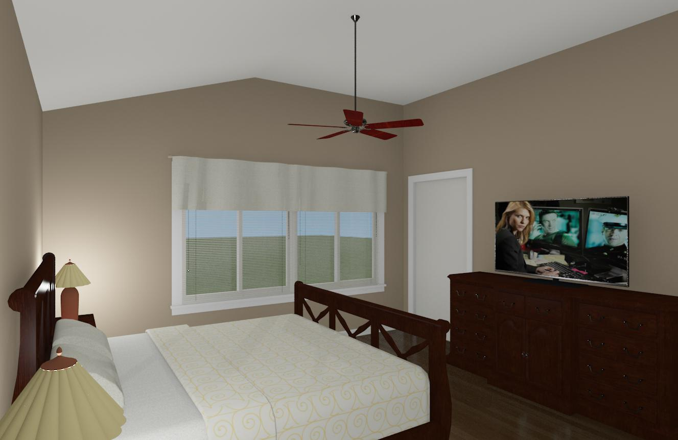 CAD Of Master Suite In Essex County NJ 1 Design Build Pros