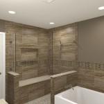 CAD of Master Suite in Essex County NJ (3)-Design Build Pros