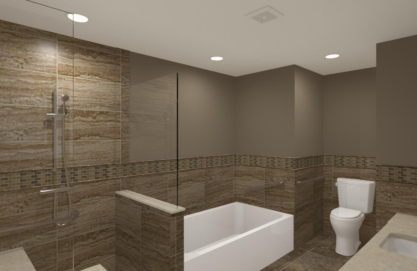 CAD Of Master Suite In Essex County NJ 5 Design Build Pros