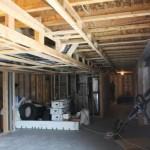 DURING basement remodeling (2)