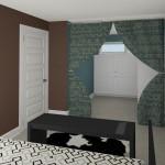 Home Renovation in Scotch Plains NJ Plan 3 CAD (8)-Design Build Planners