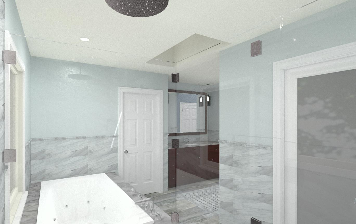 Master Bedroom And Bathroom Designs In Bridgewater Nj Design Build Planners