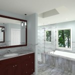 Master Bedroom and Bathroom in Bridgewater NJ CAD (12)-Design Build Planners
