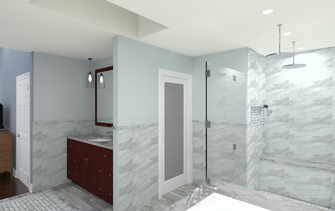Master Bedroom and Bathroom Designs in Bridgewater, NJ - Design ...