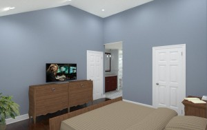 Master Bedroom and Bathroom in Bridgewater NJ CAD (2)-Design Build Pros