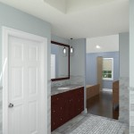 Master Bedroom and Bathroom in Bridgewater NJ CAD (8)-Design Build Planners