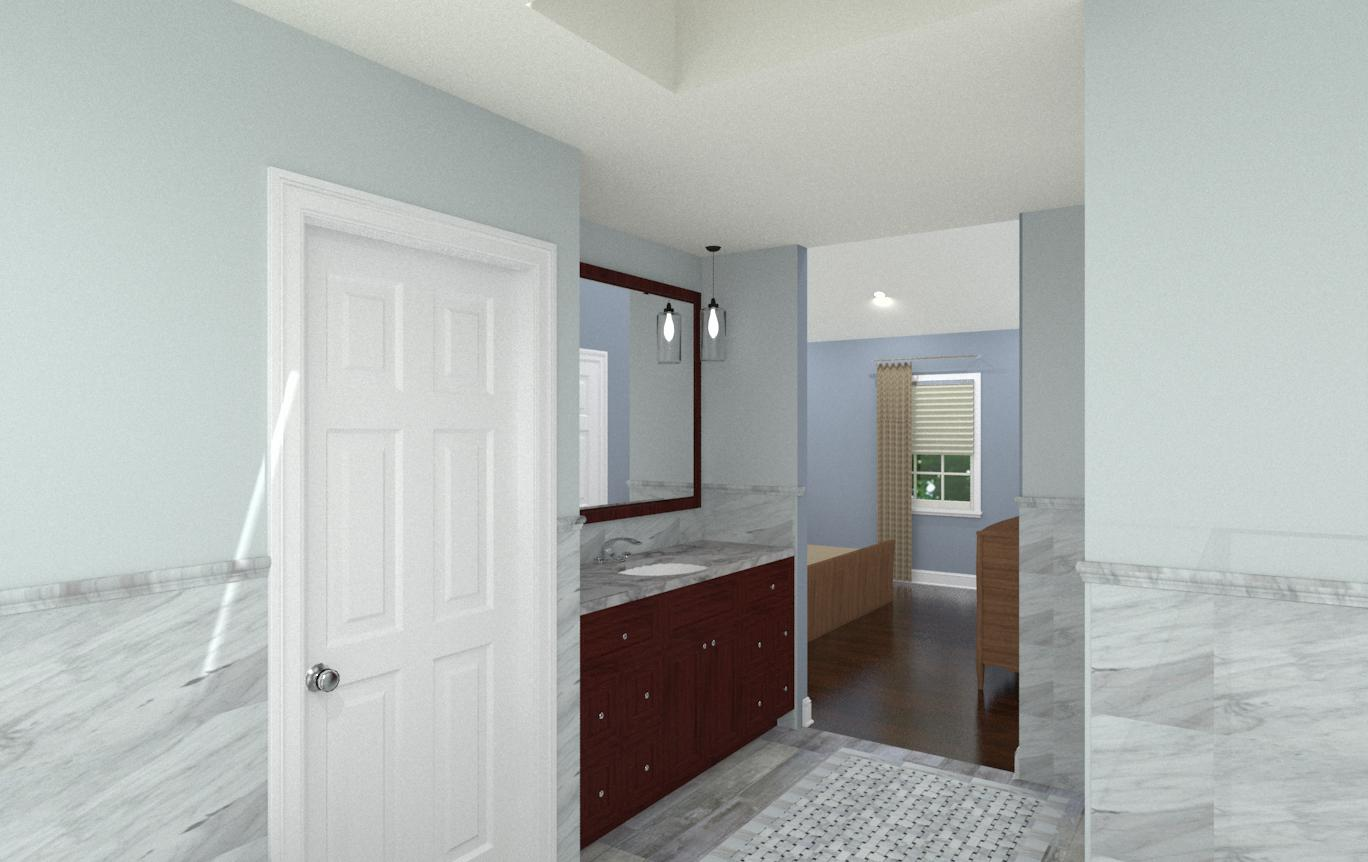 Master bedroom and bathroom designs in bridgewater nj for Bathroom designs nj
