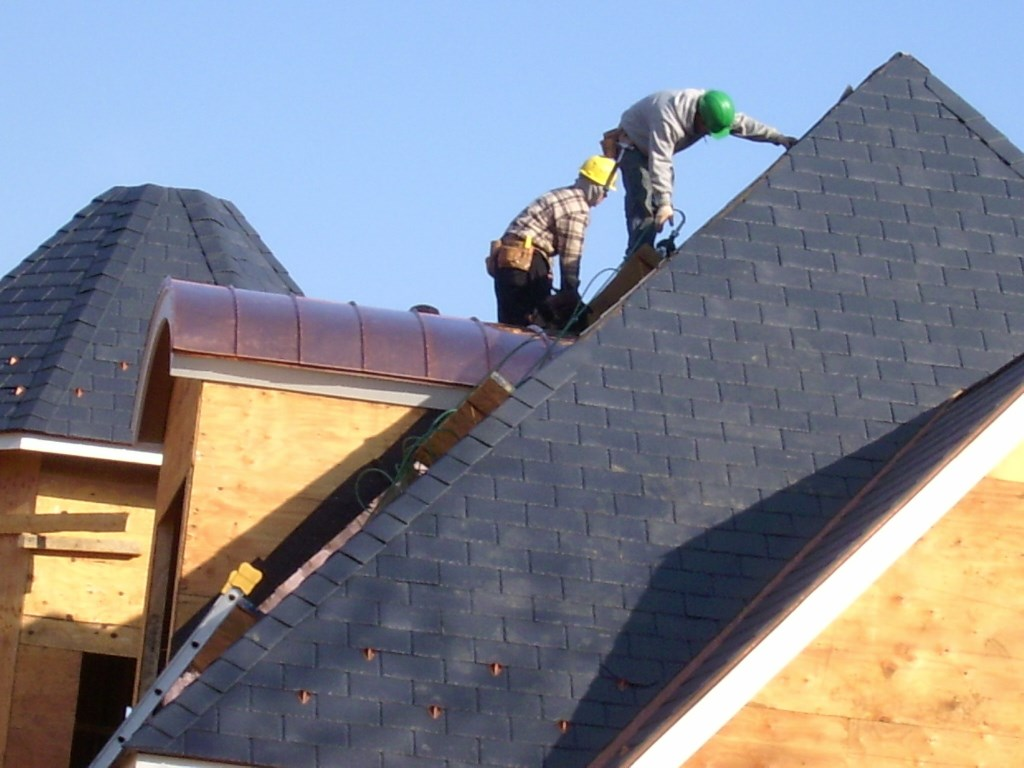 Copper Roof Trim And Gutters Design Build Planners
