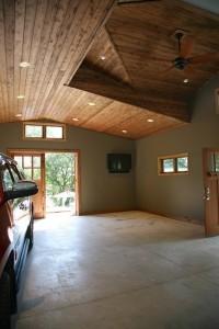 steb garage ceiling