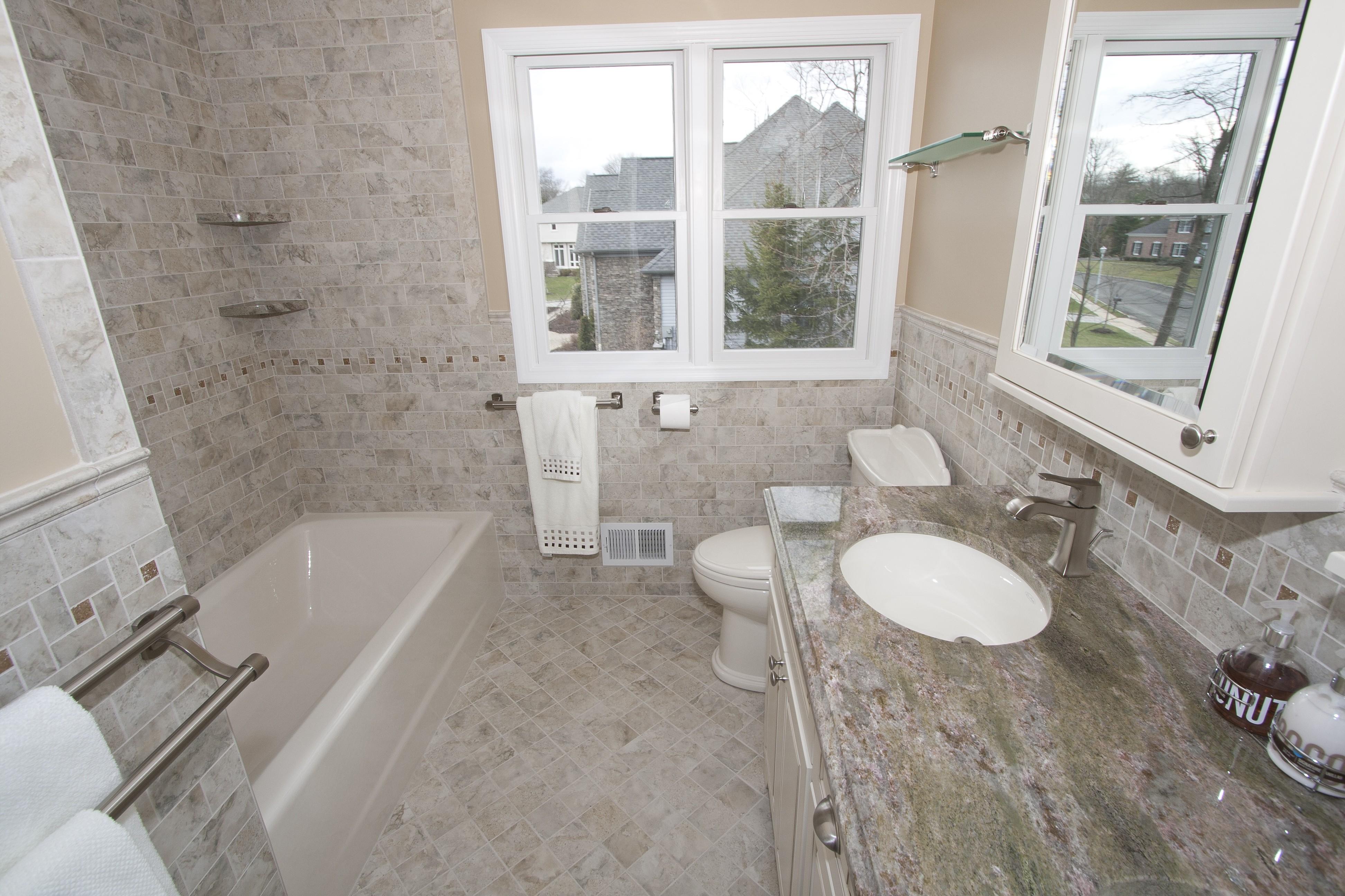 Monmouth County Master Bathroom Remodel Design Build Nj