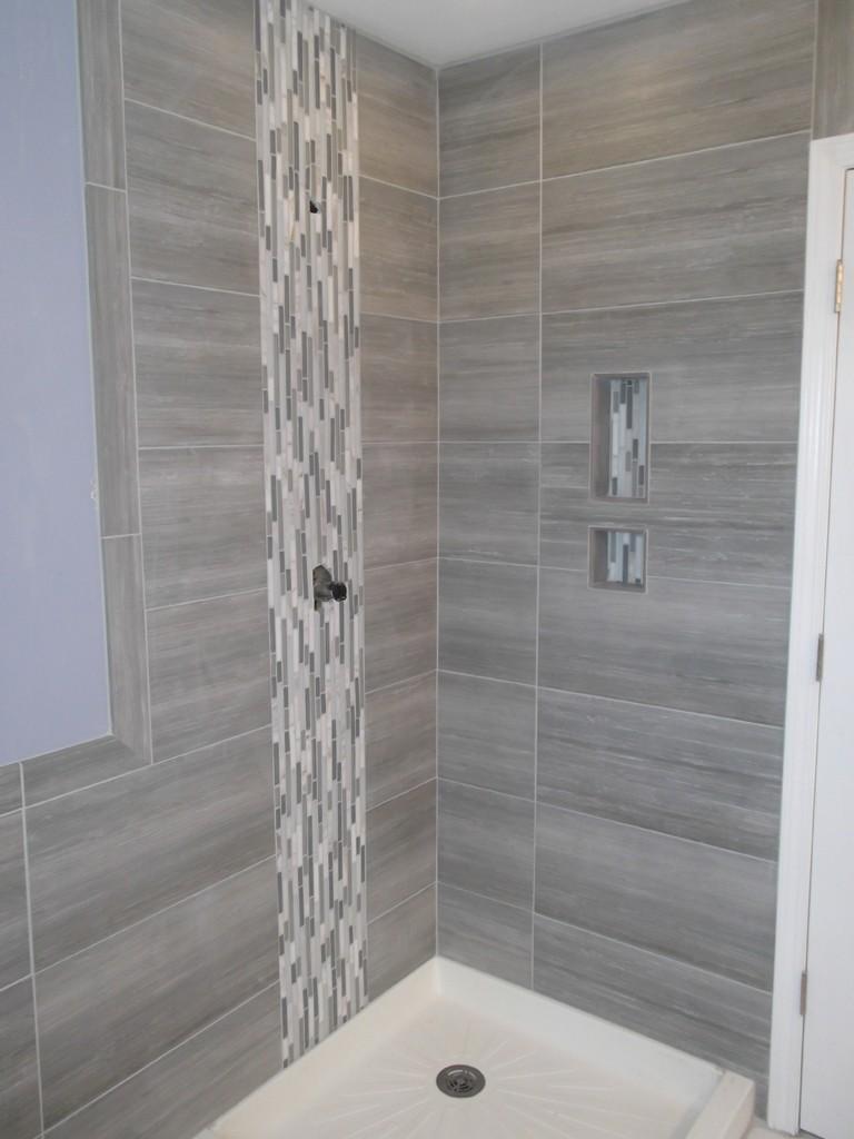 Shower Niche Remodel 3