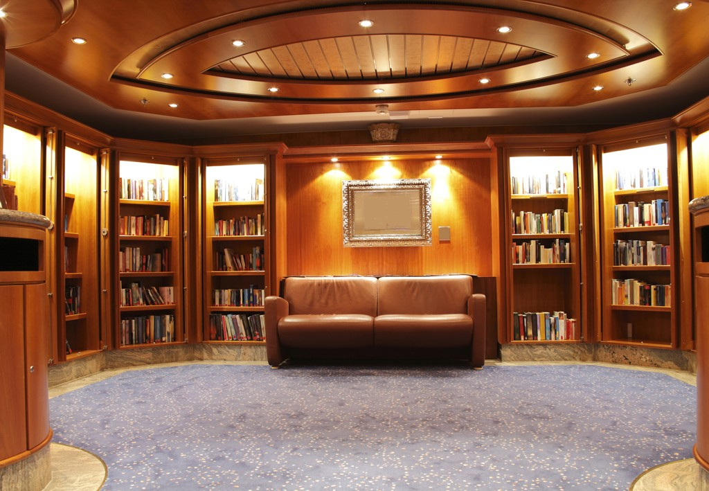Home Library And Nook Designs