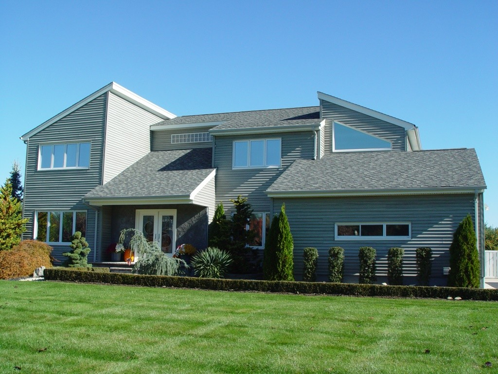 Contemporary and Modern Style Homes - Design Build Planners on Modern Style Houses  id=71654