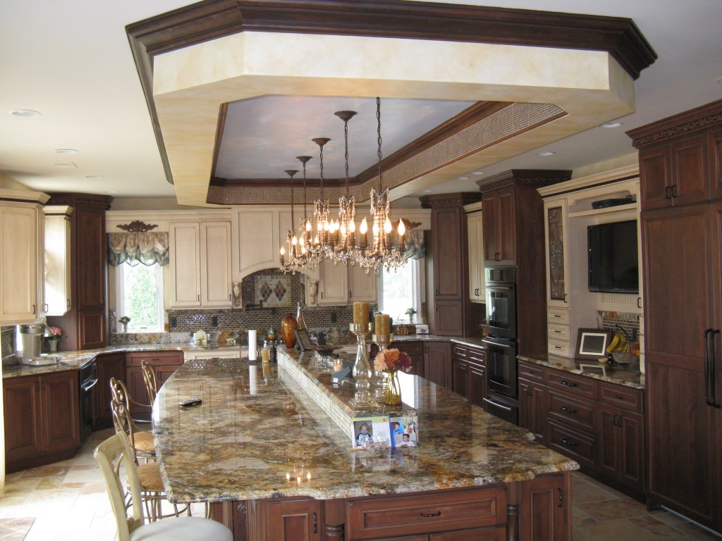 u shaped kitchen design ideas for your remodeling project 955