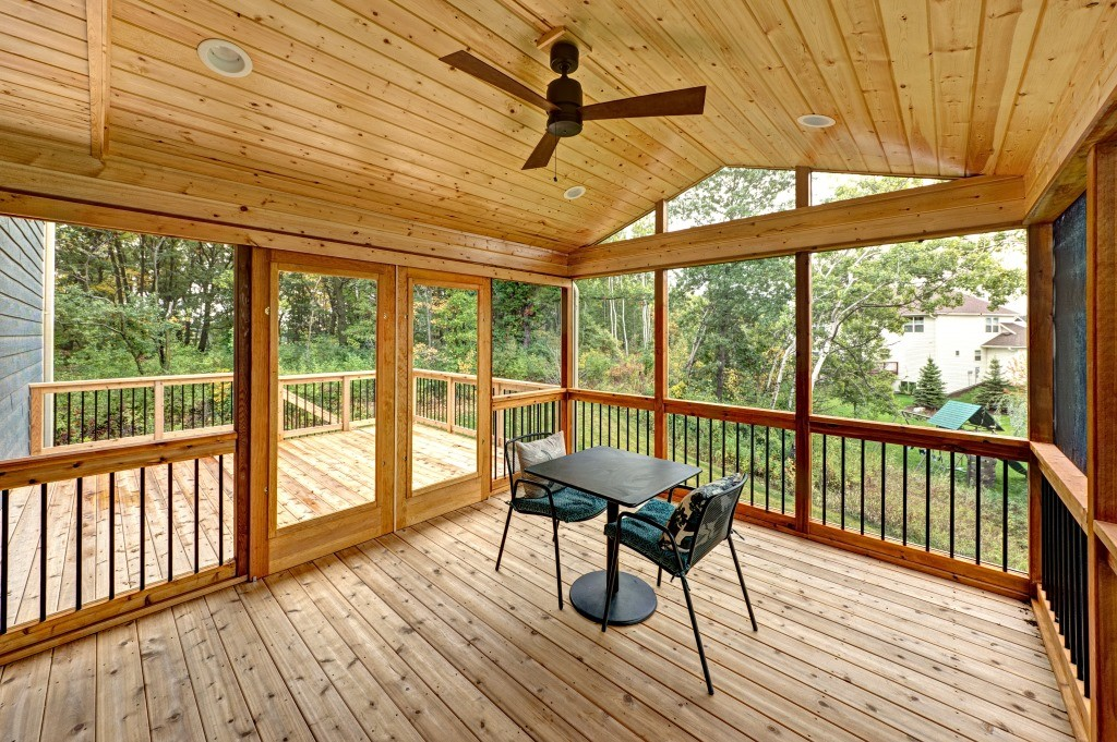 Screen Room Addition for Your Home - Design Build Planners on Add On Patio Ideas id=28047